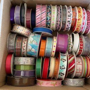 Huge Bundle if Craft Ribbons